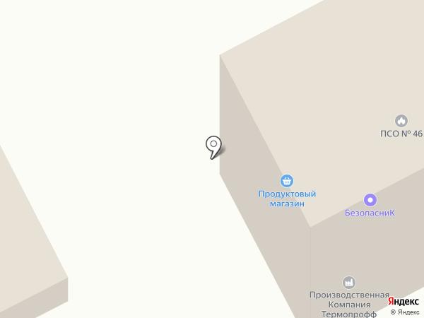 Центр по делам ГО и ЧС Самарской области на карте Курумоча