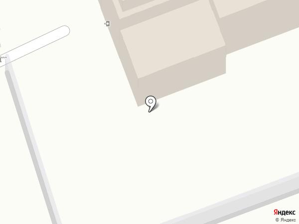 Церковь в честь Крещения Господня на карте Курумоча