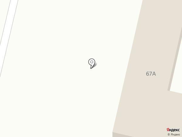 Продуктовый магазин №3 на карте Курумоча