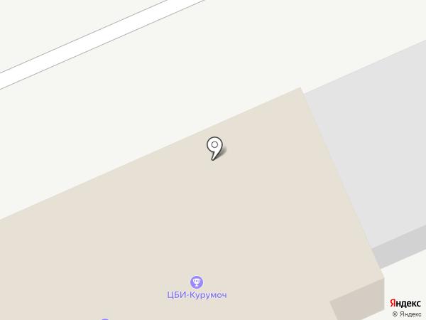 Радиант на карте Курумоча
