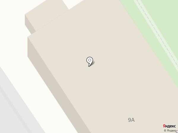 ДЮСШ №6 на карте Самары