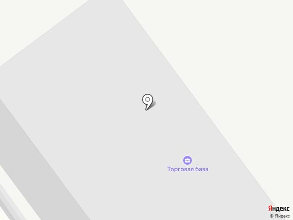 Русхимсеть, ЗАО на карте Самары