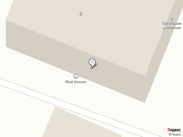 Ток-Самара на карте Самары