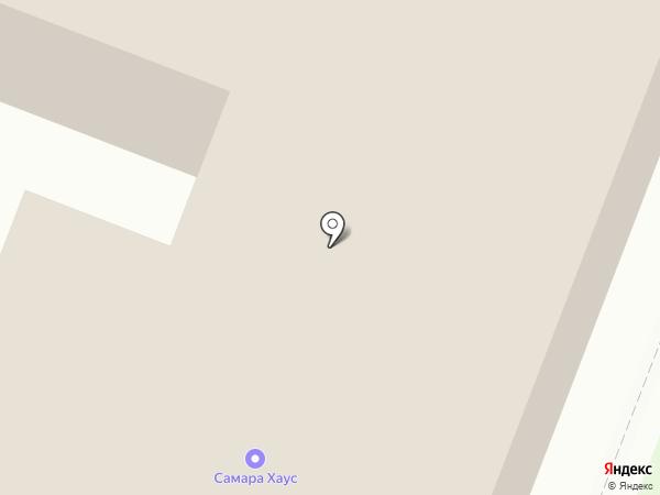 1С:БухОбслуживание на карте Самары