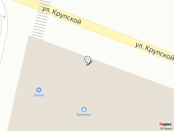 Мебельный магазин на карте Самары