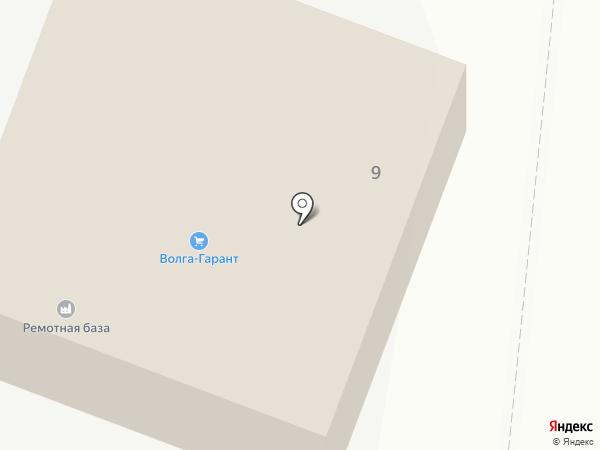 СТАНДАРТТРЕЙДСЕРВИС на карте Самары