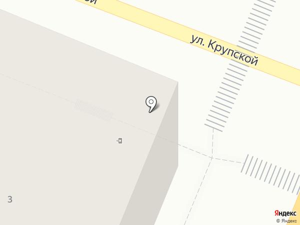 Квалитет на карте Самары