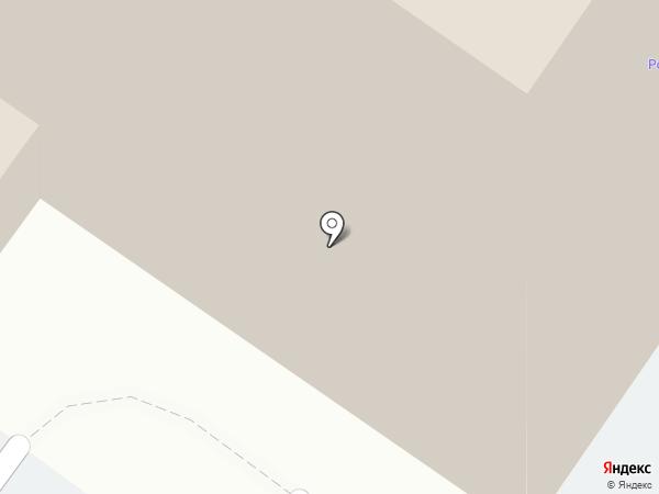 Речной вокзал на карте Самары