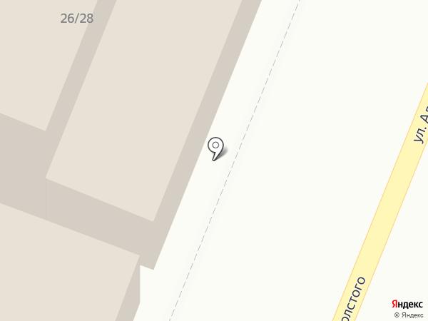 ТайБоксер на карте Самары