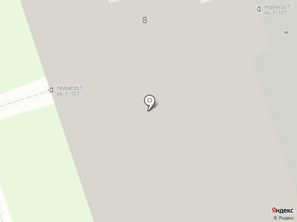 Амонд, ГК на карте Самары