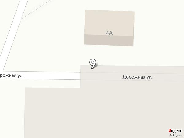 Магазин хозтоваров на карте Верхней Подстепновки