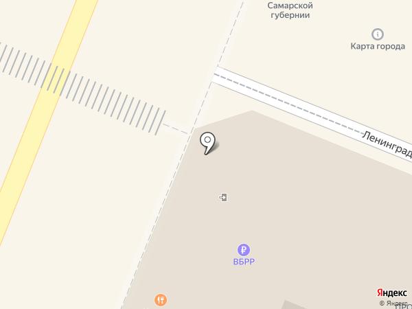 Сибинтек на карте Самары