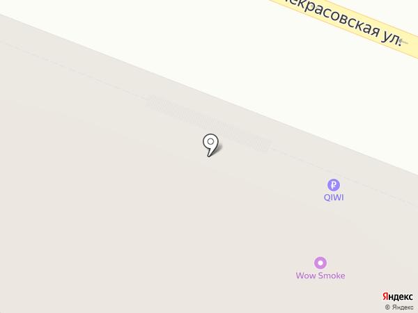 Бессмертные гусары на карте Самары