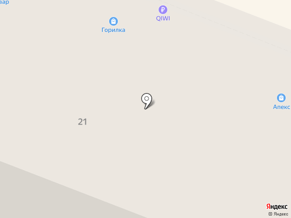 AllTime.ru на карте Самары