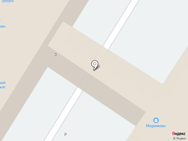Олимп Паркета на карте Самары