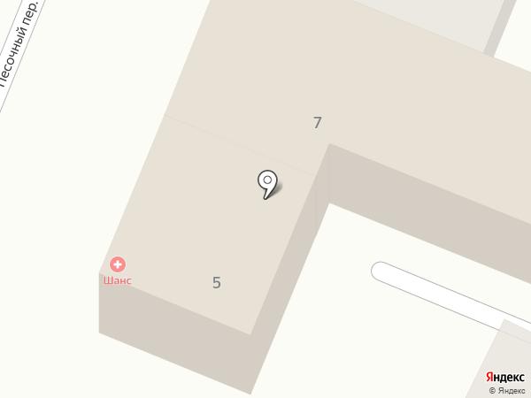 Сердце Поволжья на карте Самары