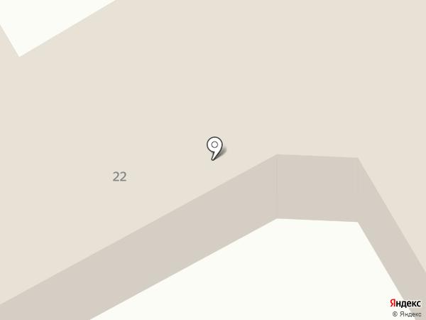 Навигатор на карте Самары