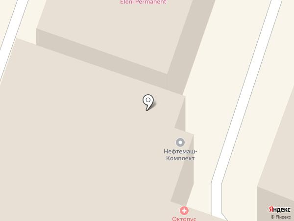 Веселое Путешествие на карте Самары