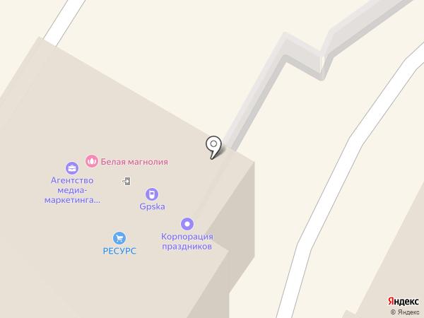 Гарантспас на карте Самары
