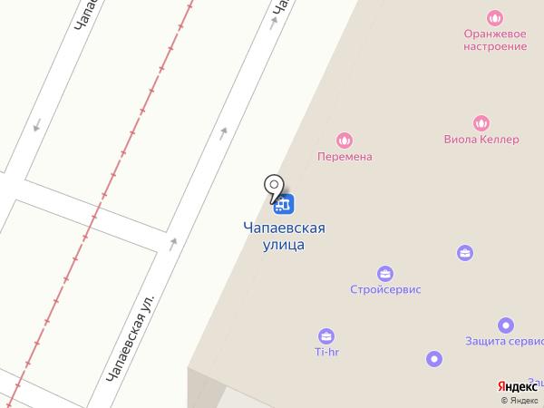 ВторХимОпт на карте Самары