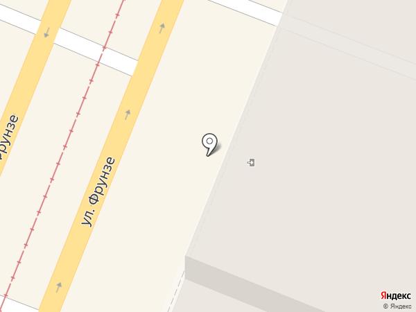 PODIO на карте Самары