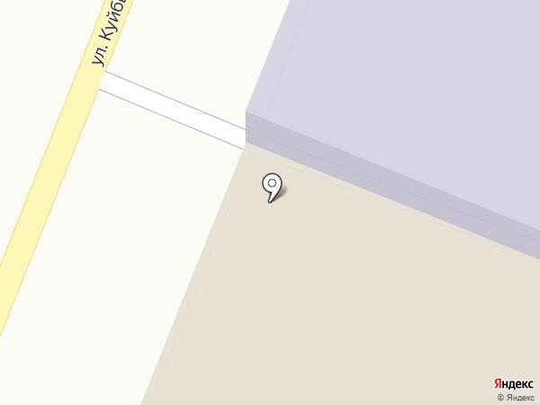 КАРАСЬ на карте Самары