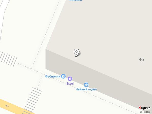 Профи сервис на карте Самары