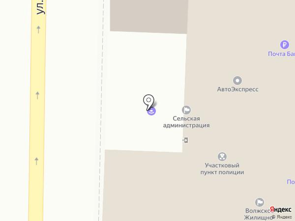 Коммунальные Системы на карте Верхней Подстепновки