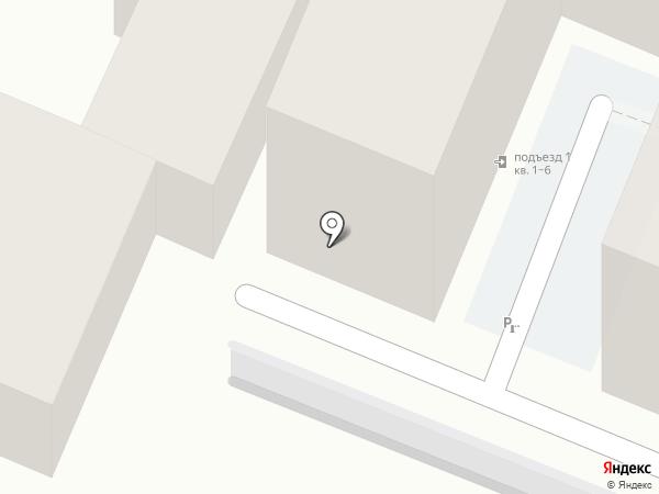 Cafе Visage на карте Самары