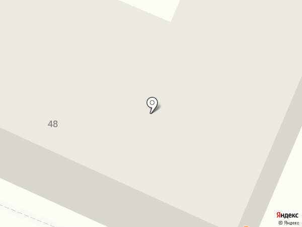 Лагманная на карте Самары
