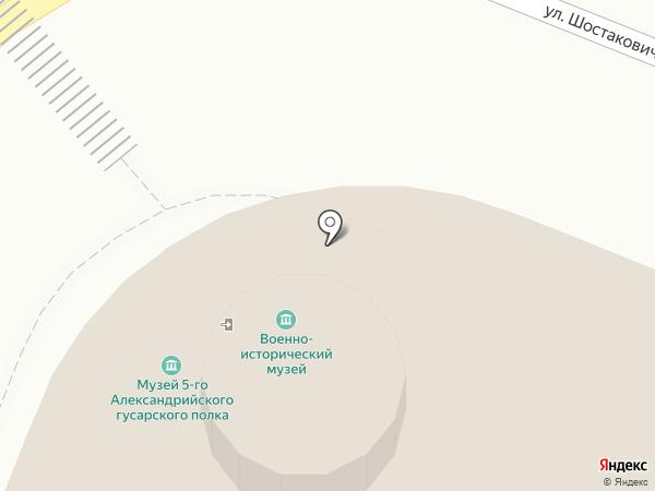 Музей 5-го Александрийского гусарского полка на карте Самары