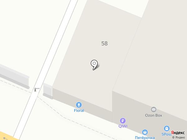 БульБар на карте Самары