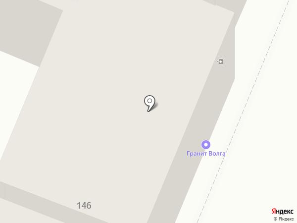 Эко-Самара на карте Самары