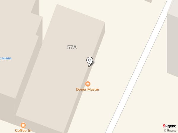 Питерский щит на карте Самары