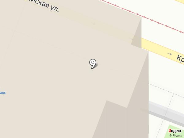 Золотая корона на карте Самары