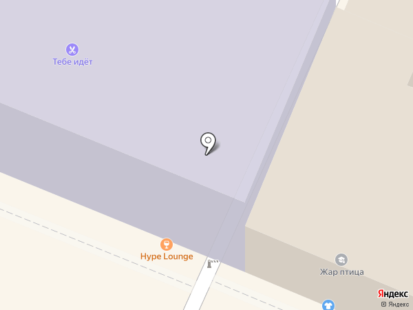 OnlyFreshFood на карте Самары