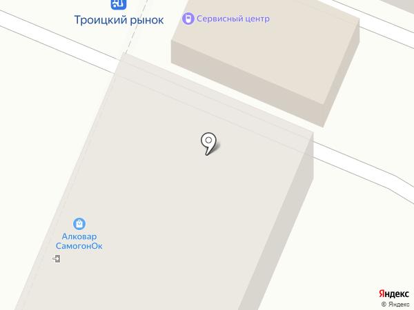 Халяль на карте Самары