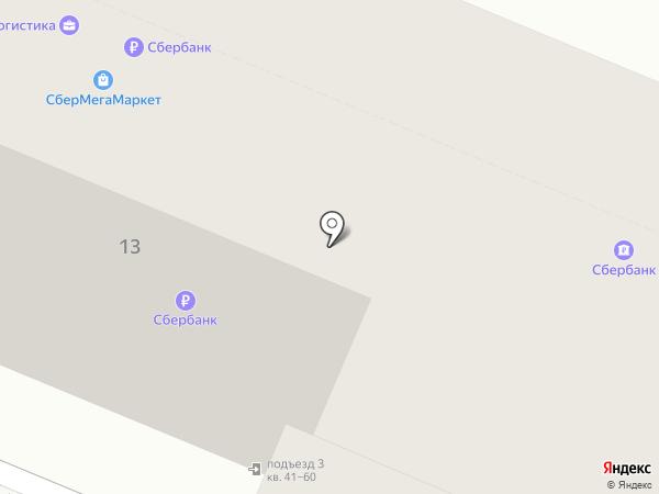 Корпорация-МАКС на карте Самары