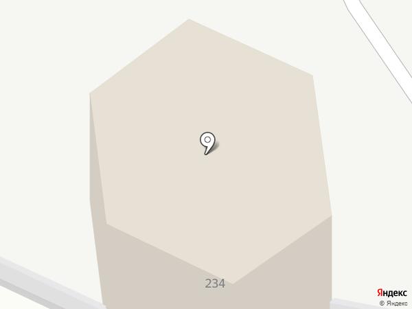 ЭКОС на карте Самары