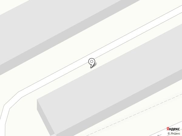 Гаражно-строительный кооператив №504 на карте Самары