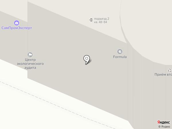 Вовсетяжкие на карте Самары