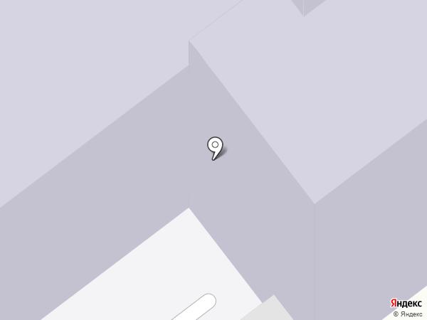 Архитектурно-строительный институт на карте Самары