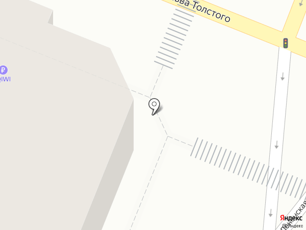 Фокус на карте Самары