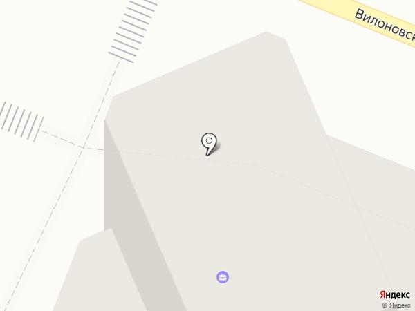 DL на карте Самары