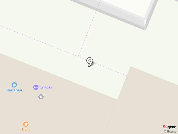 Выстрел на карте Самары