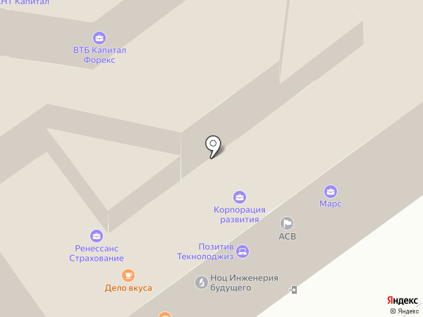 УКК на карте Самары