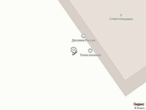 Ты-предприниматель на карте Самары