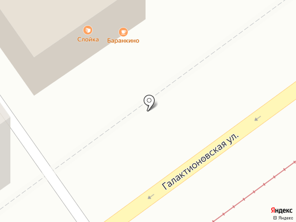 Тухтинъ на карте Самары