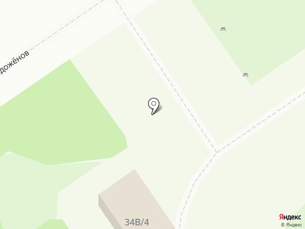 Subway на карте Самары