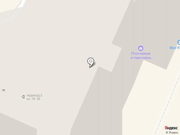 Багетная мастерская на карте Самары